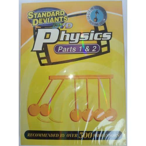 Physics DVD - 2 Pack - Physics 1, Physics 2