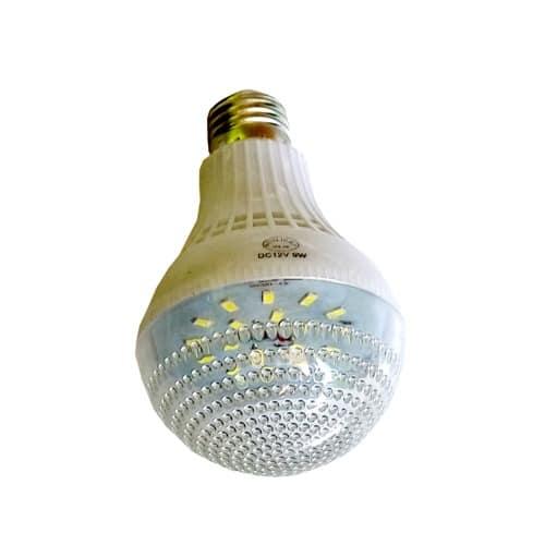 9w 12v Dc LED Bulb - Screw Type