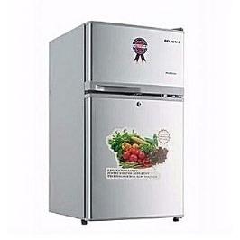 Double Door Table Top Refrigerator Pvdd-202l
