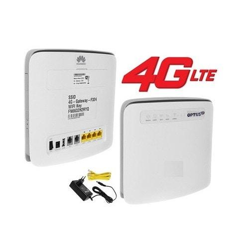 4G LTE Router For NTEL, GLO, MTN, 9 Mobile & Airtel
