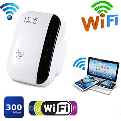 Wireless-n WiFi Repeater AP Signal Extender Booster