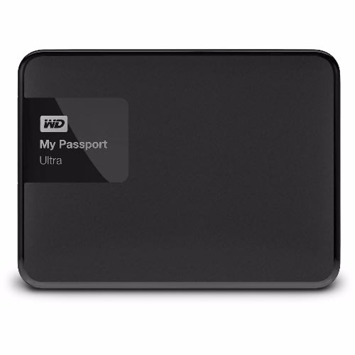 46fddff7188 WD - My Passport Ultra 2TB Hard Drive | Konga Online Shopping