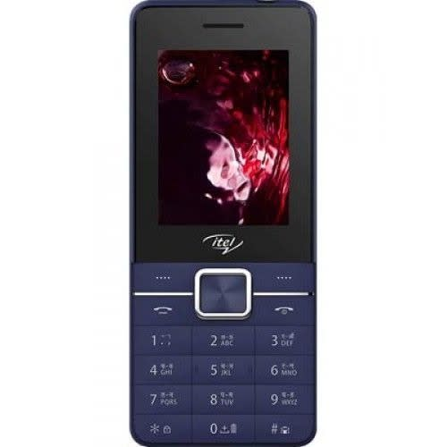 Itel It 5091 2 4 Screen Bright Touch Rear Camera 1500 Mah