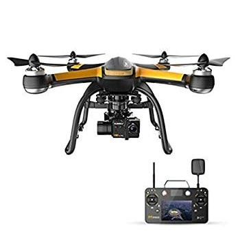 H109s X4 Pro 5.8ghz Fpv With 1080p Hd Camera 6 Axis Gyro And 3 Axis Gimbal Rotation Gps Rc