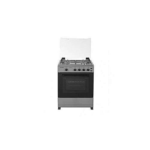 Gas Cooker, 4 Gas Burner With Gas Oven And Grill