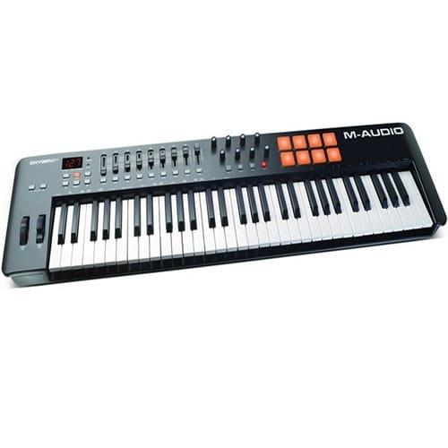 61-key USB Midi Keyboard
