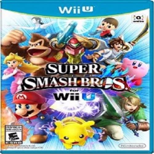 WII U Super Smash Bros - NTSC
