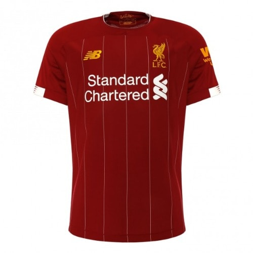 low cost 19937 95c87 Liverpool Fc 2019/2020 Home Jersey