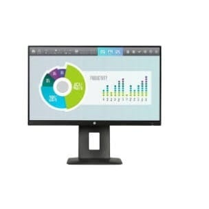 Z22n Monitor 21.5 Inches Fhd Narrow Bezel Ips Display Monitor