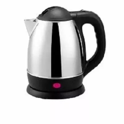 1.5l Electric Kettle - Black
