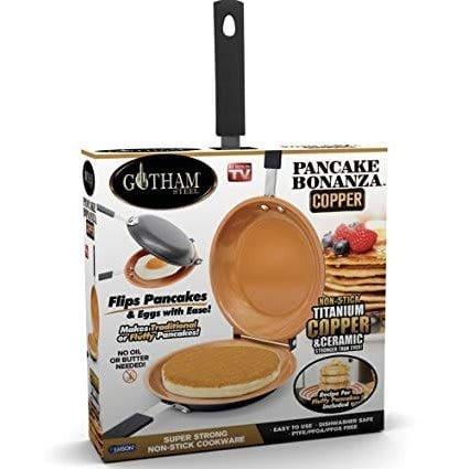 Copper Pancake Pan