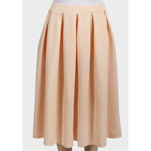 534c07d054 Ex Dorothy Perkins Ladies Box Pleat Midi Skirt | Konga Online Shopping