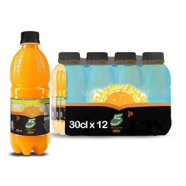 Pulpy Juice - 30cl X 6.