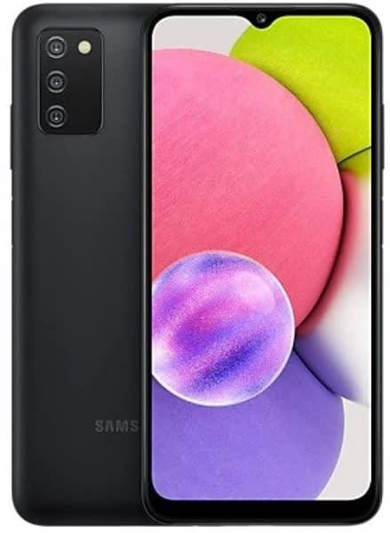 Galaxy A03s - 6.5''- 64GB- 4GB - Dual Sim- Black.