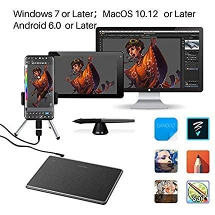 H430p Signature Drawing Pad Tablet.