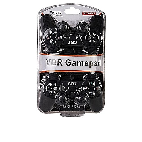 USB Double Game Pads - CR7
