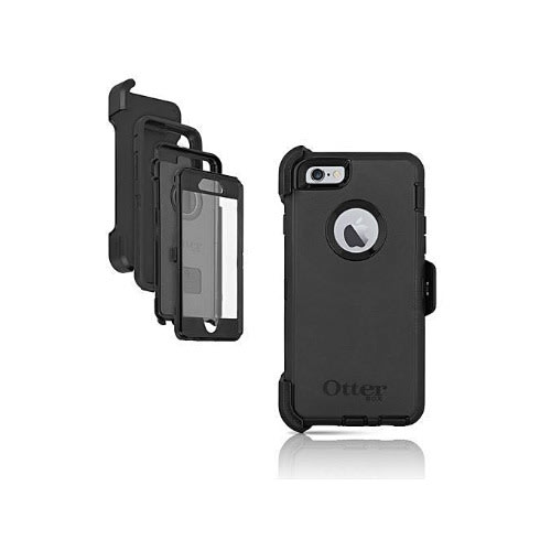 new style 28488 f8988 Defender iPhone 6-6s Armour Rugged Protection Case