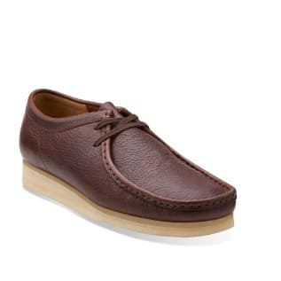 Clarks Wallabee Casual Lace Up - Brown  eaae0463f