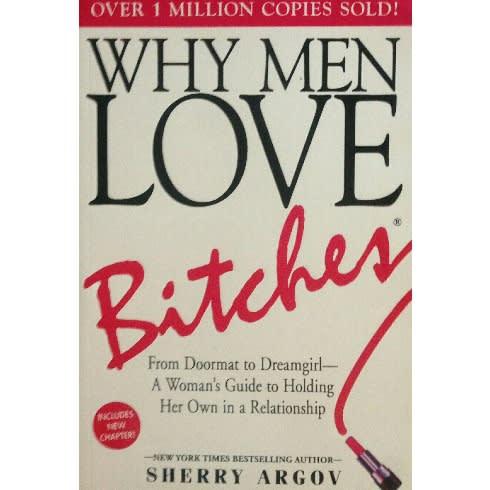 "Love why bitch book men ""Why Men"