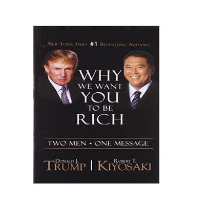 Why We Want You To Be Rich Two Men One Message Konga Online