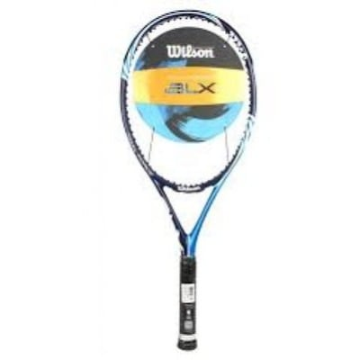 American Fitness Wilson blx Lawn Tennis Racket with Racket Bag