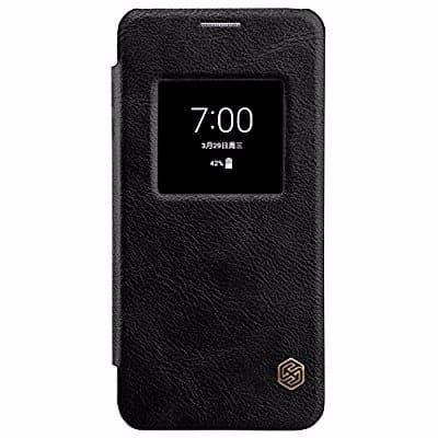 official photos abdff 3381b Window View Smart Flip Case For LG G6 - Black   Konga Online Shopping
