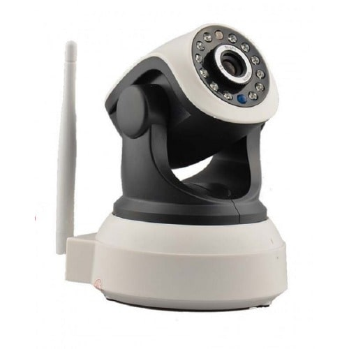 Wireless 720P IP Camera Night Vision - P2P - 360 Degree