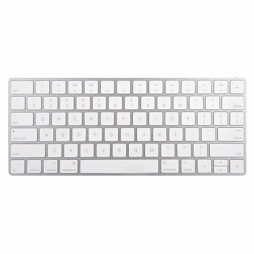 5b7228e8bab Apple Wireless Magic Keyboard 2 - Silver | Konga Online Shopping