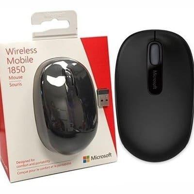 Wireless Mobile Mouse 1850 - Nano USB - Black