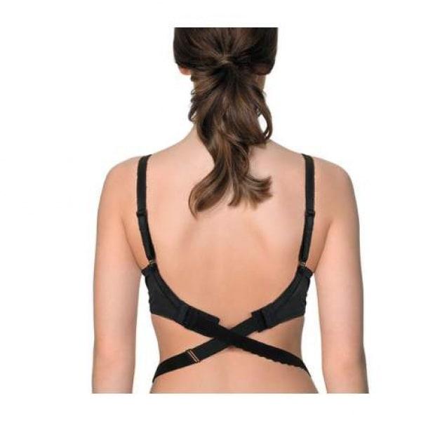 60e4f8c78cc FDS Women s Adjustable Low Back Converter Strap - Black