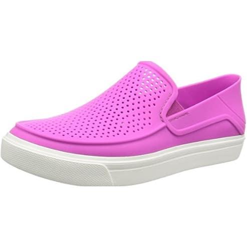 d99adf0bad947d Crocs Women s CitiLane Roka Slip-On - Pink