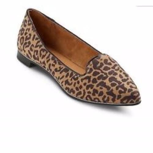 da2266544 Merona Women's Ellie Leopard Flats Shoe | Konga Online Shopping