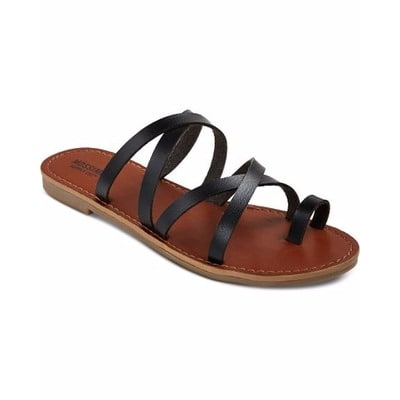 962c45a87ef782 Mossimo Women s Lina Gladiator Slippers - Black