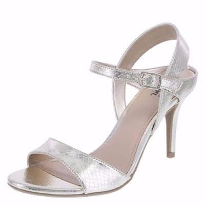 1e0711718ba Women's Misfit High Heel Sandal - Gold