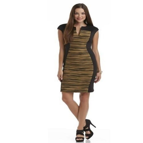 5e24d687f7a Covington Women's Paneled Sheath Dress – Striped | Konga Online Shopping