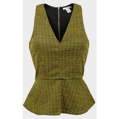 8d9d1a3b213a Women's Peplum Top - Olive Green | Konga Online Shopping