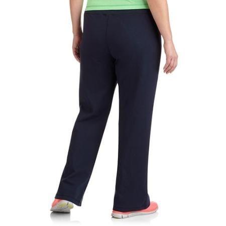 83c37e4f3391f Danskin Now Women's Plus-Size Dri-More Core Bootcut Workout Pant ...