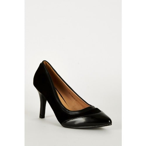 Women's Pointed Toe Court Shoe