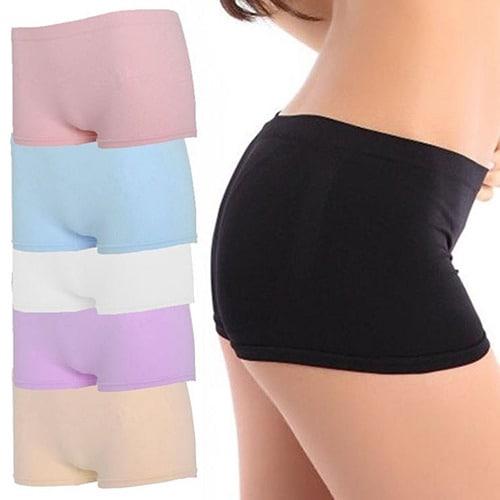b1dd30475f9f Women's Seamless Hip Lift Panties - 6 Pieces | Konga Online Shopping