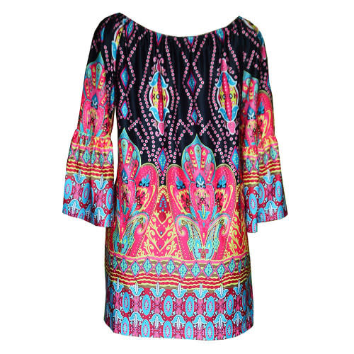 /W/o/Women-s-Short-Sleeve-Summer-Print-Off-Shoulder-Pullover-Tunic-Dress-6655389.jpg