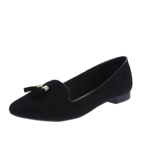 0a08d80870 Fioni Women's Tassel Loafer - Black | Konga Online Shopping