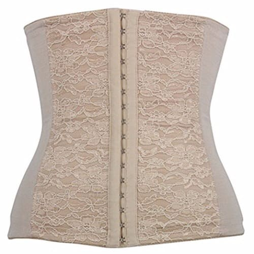 7ad71dc9e5 Women s Tummy   Waist Trimmer Belt - Beige