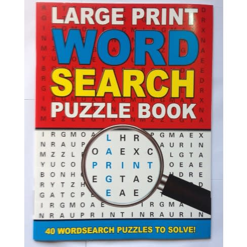 A&S Word Search Puzzle Book - Pack Of 12 Konga Online Shopping