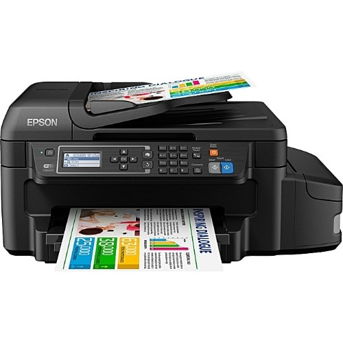 L1455 A3 Wi-fi Duplex All-in-one Ink Tank Printer