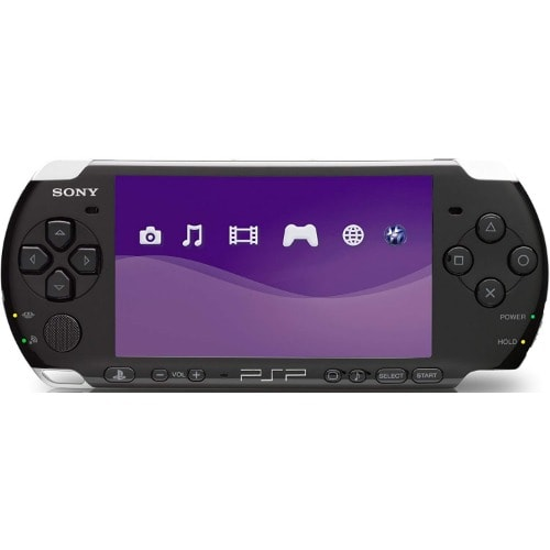 Playstation Portable PSP 3000 Slim & Light With 10 Games