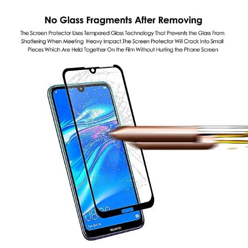 Huawei Y7 Prime 2019 Full Glue Cover Screen Protector Film
