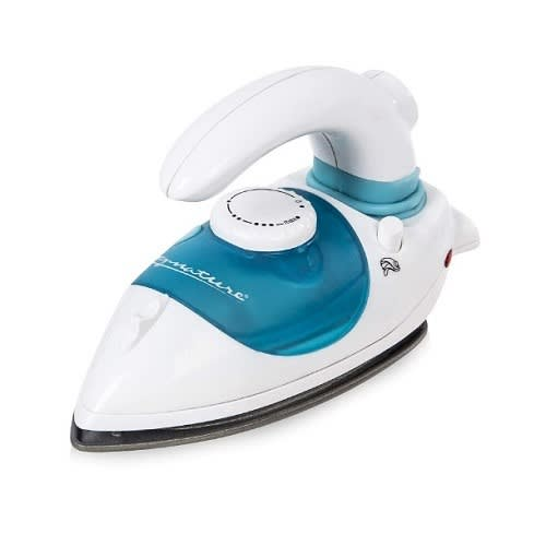 Travel Steam Iron With Non-stick Soleplate 0.1 Litre - White