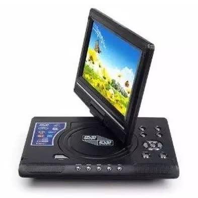 "7.8"" Portable Dvd Player"