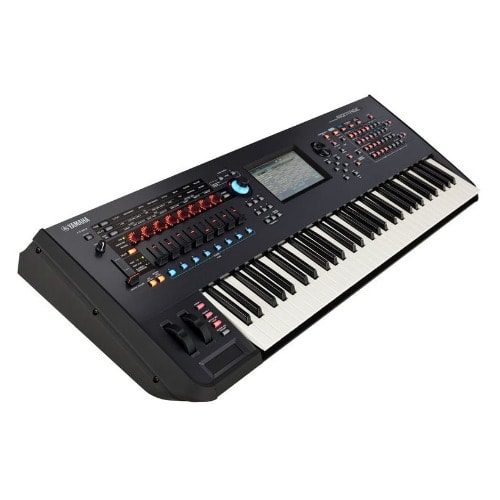 Montage 6 - 61-key Workstation Synthesizer + Power Pack