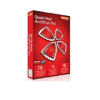 1 User Quickheal Antivirus Pro